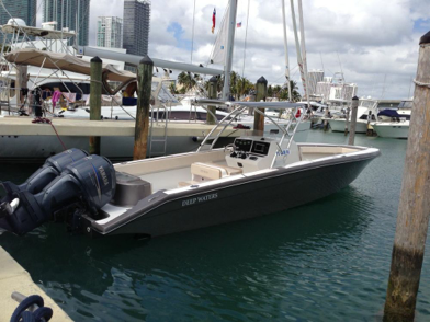 Deep Waters 3600 CC boat